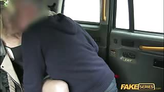 Skinny Tourist gets pounded hard European style by a driver