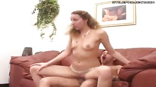 Delilah Strong - One cock in her pussy is not enough
