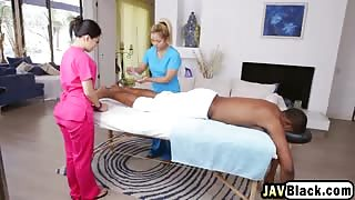 Dude Gets An Asian Massage With A Happy Ending