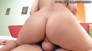 London Keyes - Perfect ass whore POV