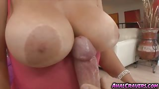 Sexy Abbey Brooks needed to get fucked in her ass