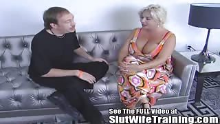 Stacked Plumper Claudia Marie Rammed Doggy-Style