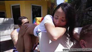 Teen gets snatched up and fucked Holly Hendrix Has Some Fun With Her