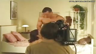 Camera Man Facial - Porn Blooper