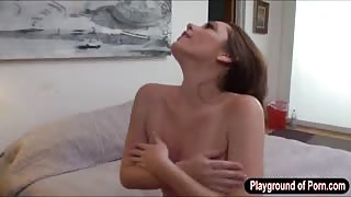 Nasty ho Kassondra Raine hard pounded