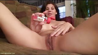 Beautiful Mature Girl Slams Cunt With Sex Toy