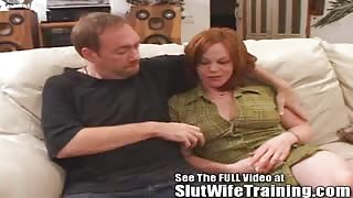 Amazing Chick Sucks On Dirty D's Hard Package