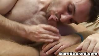 Two Naughty Gays Can't Get Enough Of Assfucking And Enjoy Cock-Sucking